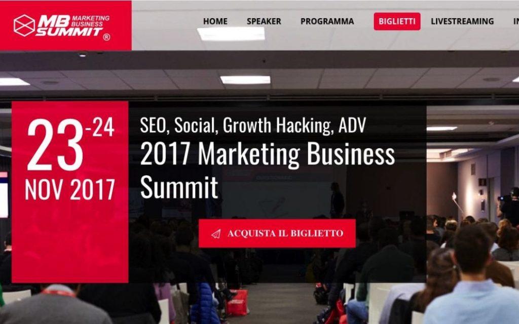 MB Summit Novembre 2017